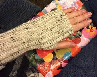 Handmade crochet fingerless gloves, crochet mitts, winter gloves, handmade mitts, women's gloves, toddler mitts, toddler fingerless gloves