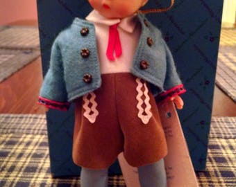 madame alexander austria boy doll # 533