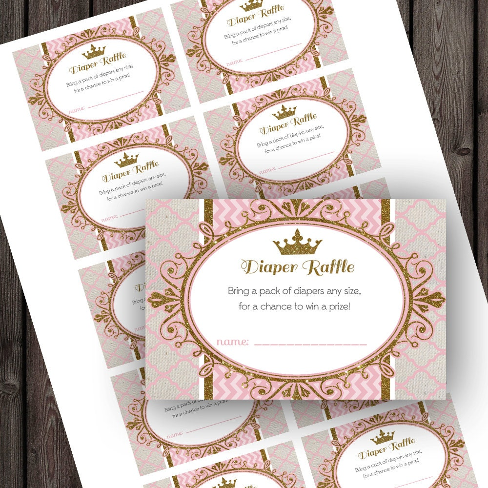 free printable baby shower invitations pink and gold - Picture Ideas ...