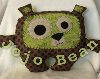 Teddy Bear Cuddle Monster