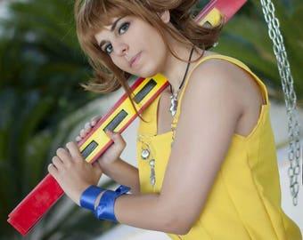 Selphie Tilmitt weapon Flail - Final Fantasy VIII