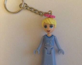 Disney Princess Cinderella keyring