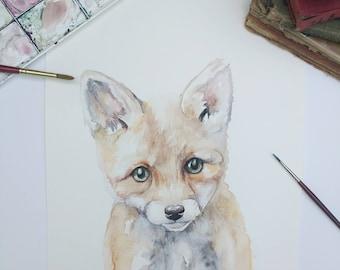 Baby Fox - Original