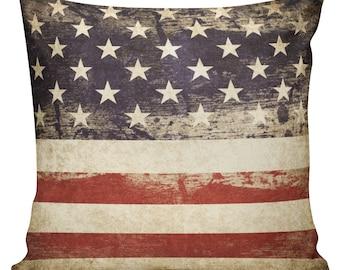 Lovely Flag pillow cover | Etsy XL64
