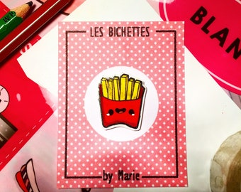 PIN's french FRIES