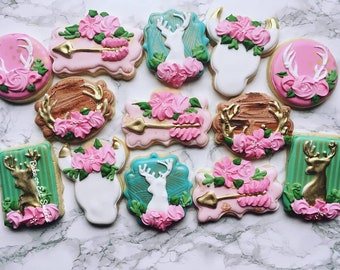 LOCAL ONLY Boho chic Cookies