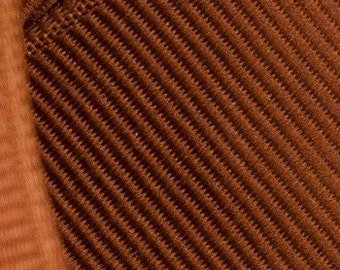 Nu Rust Brown Grosgrain Ribbon    (05-##-S-009)