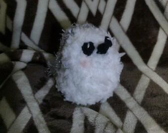 Crochet Piper bird Pixar inspired