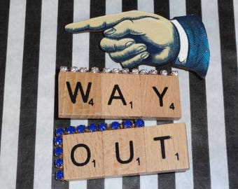 Way out (clips trio)
