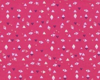 Kirigami Mini's Fuchsia fabric