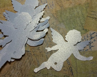 Die Cut Cherubs,Angels.      #LK-14