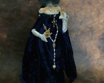 The Queen Unrelenting