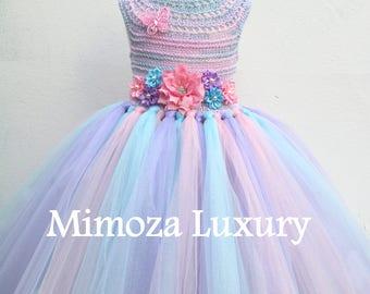 Unicorn dress, Unicorn Birthday Tutu Dress, unicorn infant girl dress, 1st birthday tutu dress, baby girl party dress, girl infant unicorn