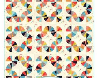 Mahalo Quilt PDF Pattern