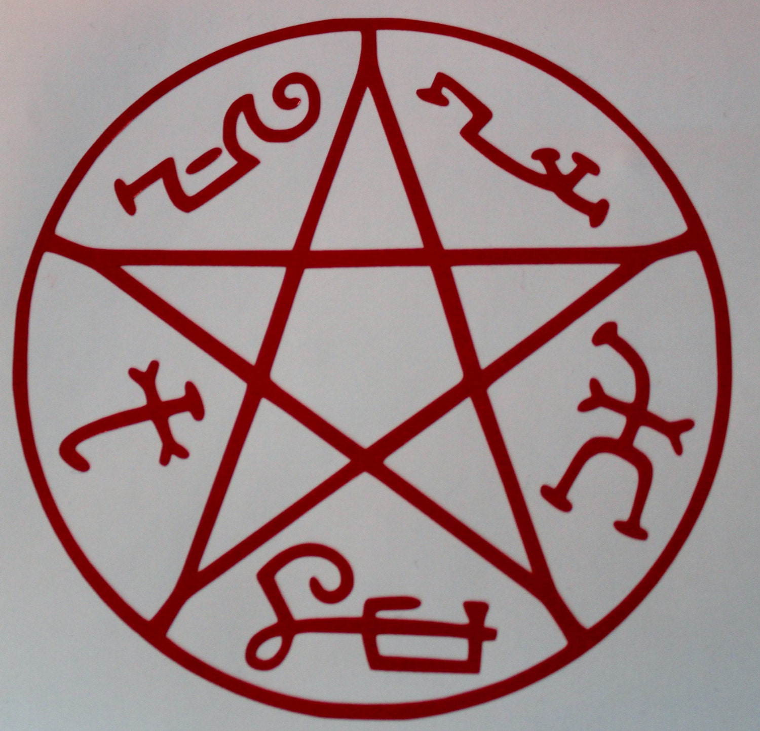 Supernatural devils trap decal zoom biocorpaavc Images
