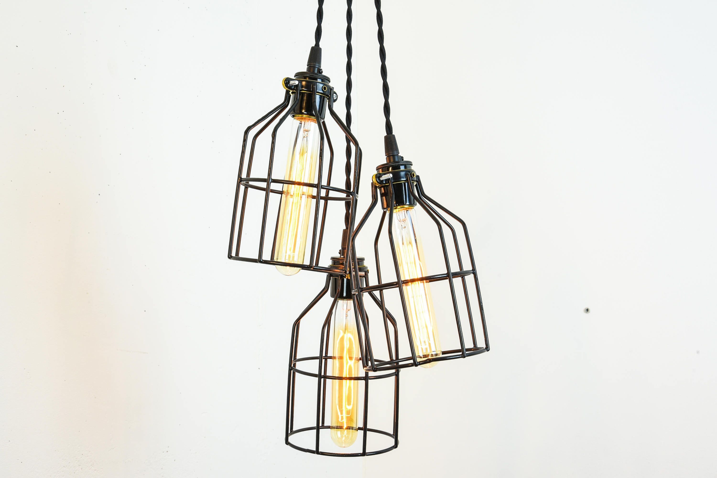 categories wire lighting of shades industrial designs pendant pendants light antiqued cage