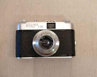 Vintage King Mastra V35 camera, 1950's