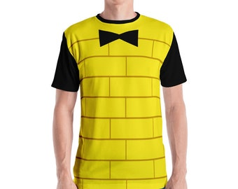 Bill Cipher Cosplay T-shirt // Closet Cosplay, Casual Cosplay