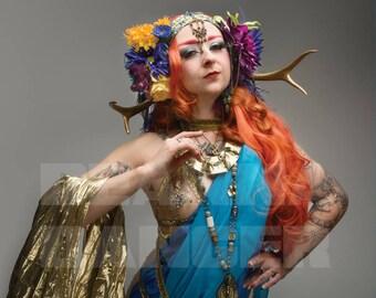 """Deanna Danger """"Goddess"""" Pinup Photo Print"""