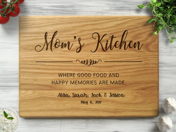 Mothers Day Gift Mom 39 S Kitchen Christmas Gift For Mom