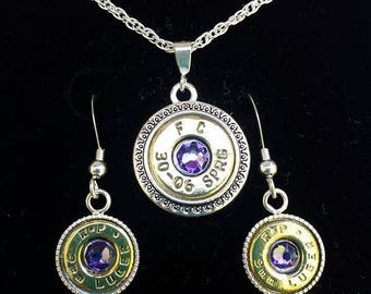 Necklace and Earring Boxed Set