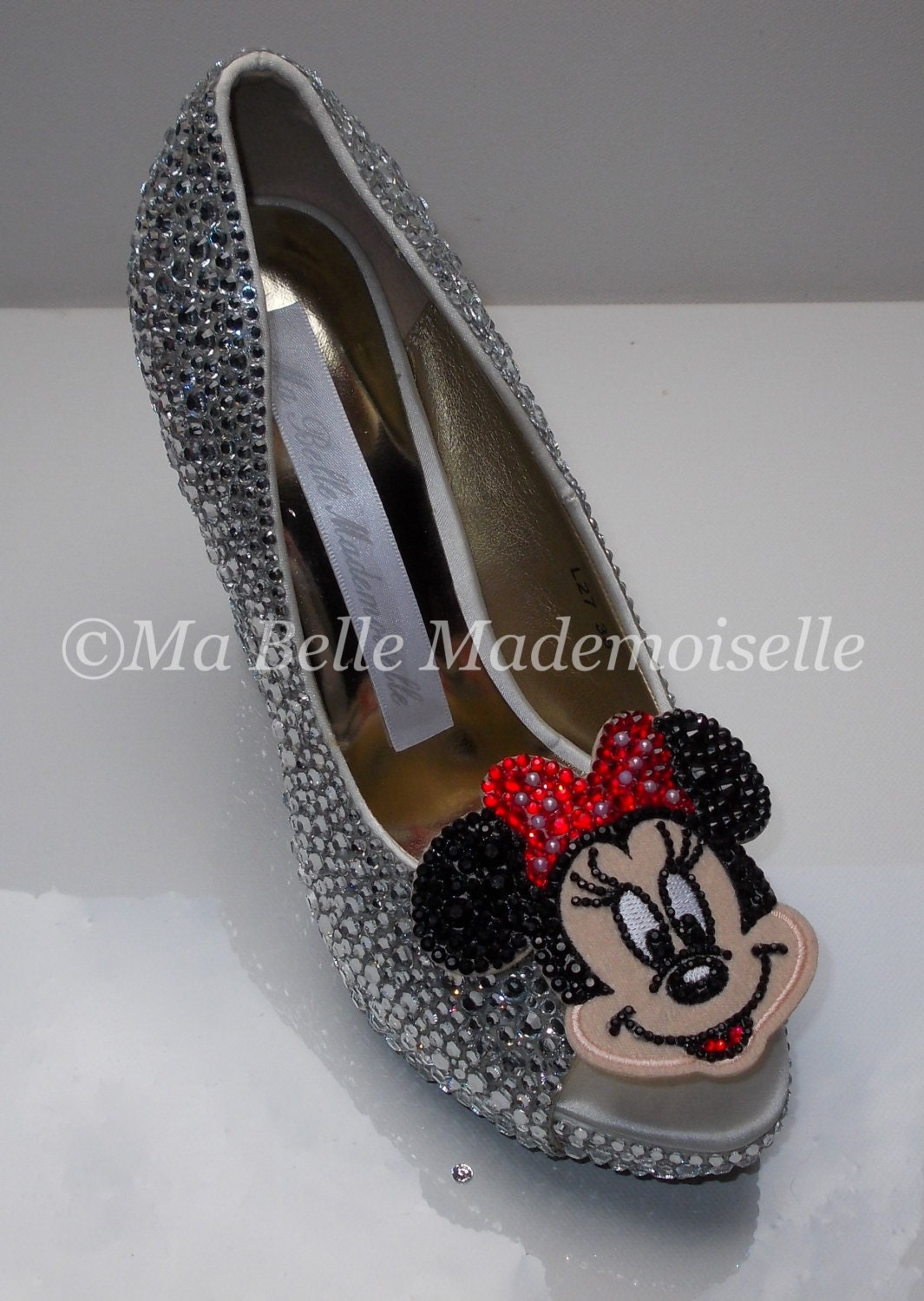 minnie mouse rhinestone shoes minnie mouse shoes minnie 🔎zoom