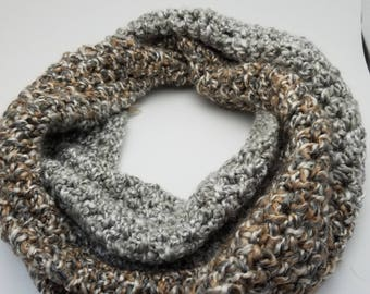 Extra Wide Neutral Cowl