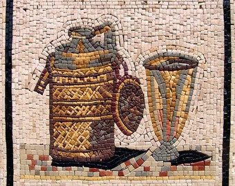 Mosaic Designs- Pitcher