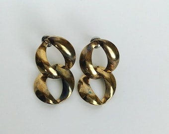 Vintage *NEW OLD STOCK* never worn earrings
