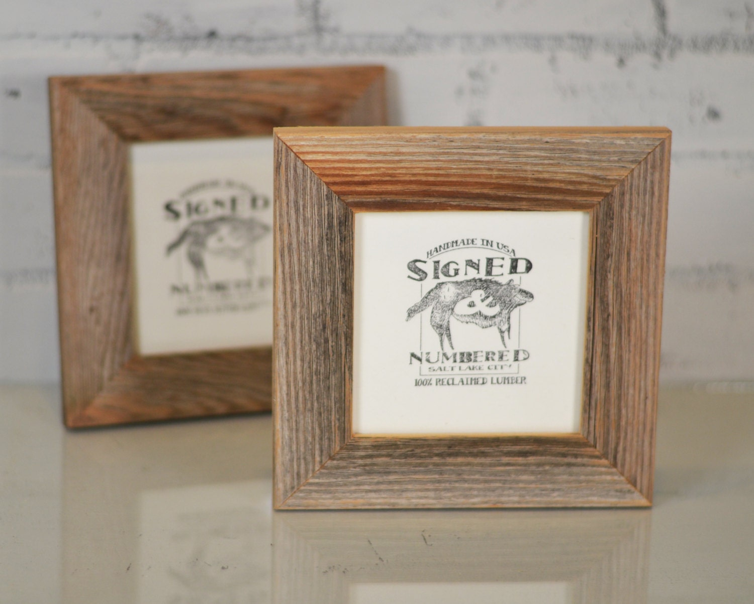 5x5 Picture Frame in 1.5\