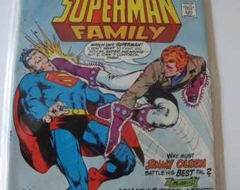 The Superman Family issue 185