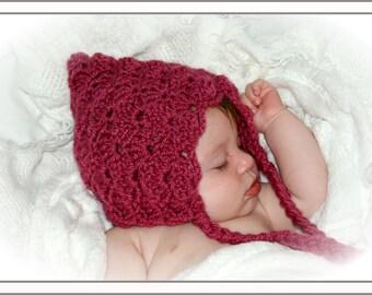 Baby Pixie Bonnet