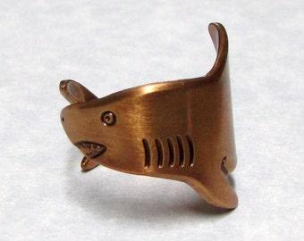 Ocean Shark Ring
