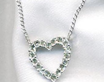 Sarah Coventry SWEETHEART Necklace - 1977   Sale 8.00