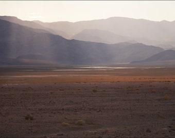 Death Valley - Color Photo Print - Fine Art Landscape Photography (SW08)