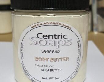 Organic Whipped Shea Butter