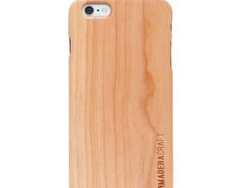 iPhone 6 Case | Wooden Cover | Cherry Wood Cover | Unique iPhone 6 Case | Case For Men – Women | Gift For Men - Women