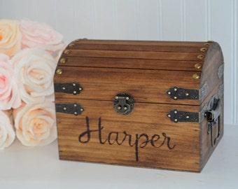 Personalized Keepsake Box, baby keepsake box, wedding keepsake box, engagement box, memorial box, memory box, toy box, kids toy box,