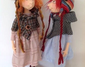 JM941E - Connie - PDF Cloth Doll Making Sewing Pattern