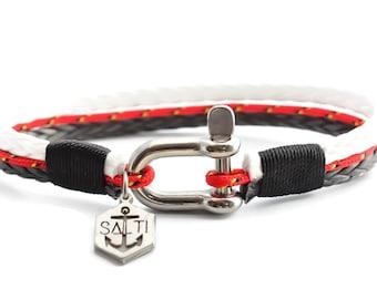 Men's Bracelet SALTI Nautical Bracelet '3rd Wave' (SHIP)