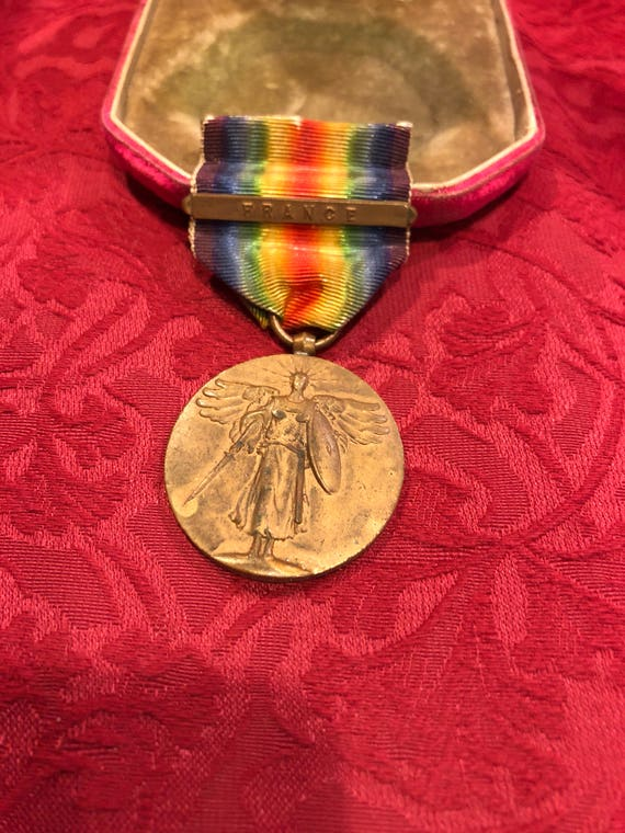 FREE SHIPPING- Great War for Civilization Medal