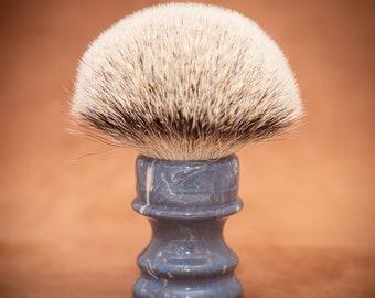 Artisan Shaving Brush 26-28mm Knot (to choose) + Free Shaving Soap sample ! ALL MADE in FRANCE !