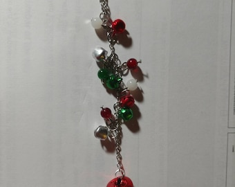 Jingle Bell Chain Necklace