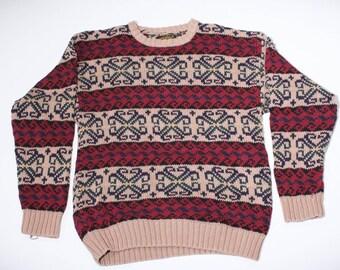 Vintage 90s Eddie Bauer Knit Sweater