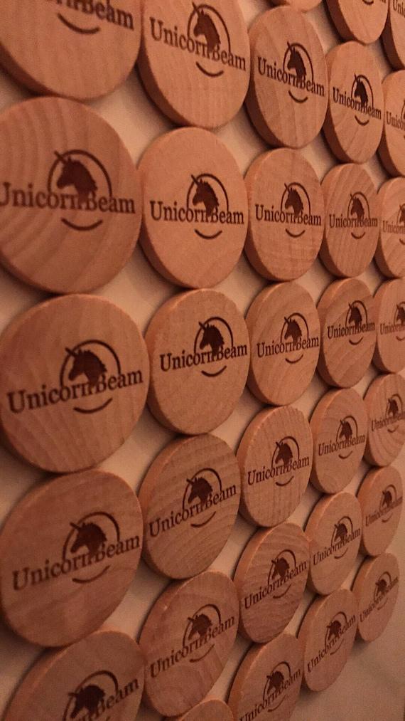 bulk custom logo magnets