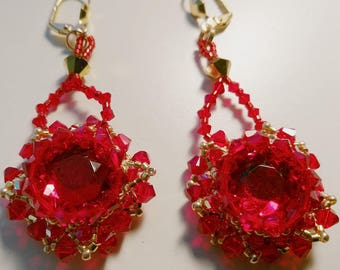 Handmade Felicia Earrings