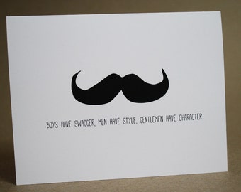 Fathers Day Card- Card For Dad- Cute Fathers Day Card