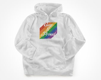 Queer Friends Hoodie - LGBT Shirt, Protest Shirts, Gay Pride Shirts, Cheap Tees, Pride Celebration Hoodies by Raw Clothing