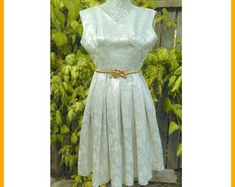 Designer Gigi Young Original 50's Dress