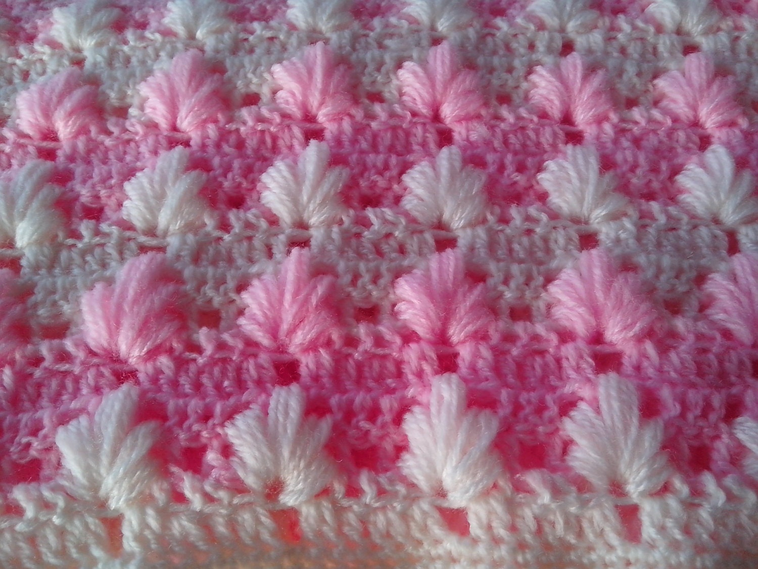 Crochet baby blanket pattern puffy aloe stitch tutorial instant crochet baby blanket pattern puffy aloe stitch tutorial instant download pattern 141 permission to sell finished items baditri Image collections